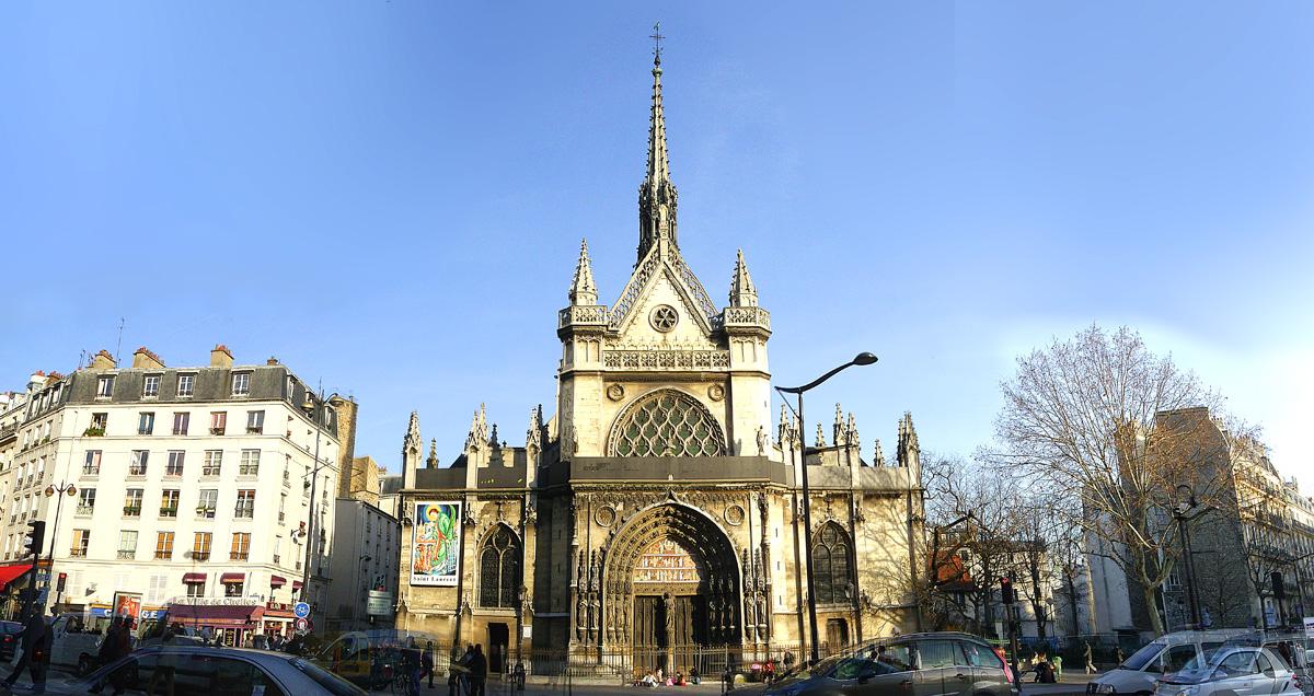 Saint-Laurent, Церкви Парижа, достопримечательности Парижа, Париж, путеводитель по Парижу, что посмотреть в Париже